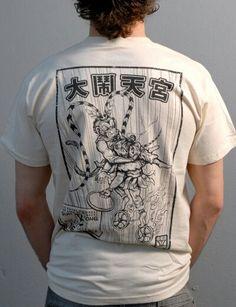 Rockoff Trade Men/'s Stormtroopers Raglan Baseball 3//4 Sleeve T-shirt White,