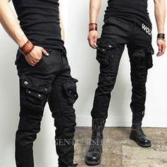 http://www.ebay.com/itm/Avant-Garde-Mens-Multi-Cargo-Vintage-Wax-Coated-Biker-Jean-Pants-GENTLERSHOP-/161045286148?pt=LH_DefaultDomain_0&var=&hash=item257f0c0d04