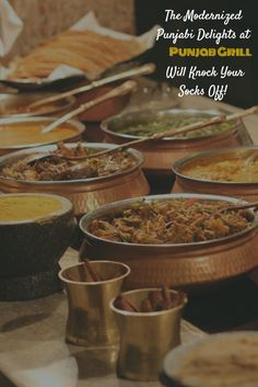When The Muse Strikes!: The Modernized Punjabi Delights at Punjab Grill Wi...
