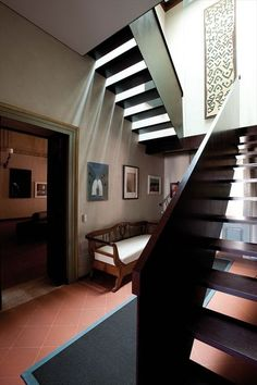 Apartament in Mantova, Italy (Favorite Spaces Stairs)