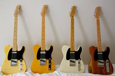 Show off your tele here Fender Esquire, Fender Telecaster, Vintage Guitars, Cool Guitar, Banjo, Guitar Lessons, Boss, Music, Guitars