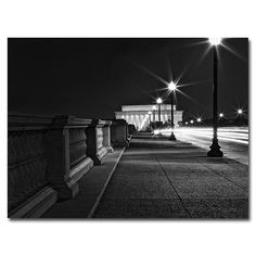 Lincoln Memorial by Gregory O'Hanlon Photographic Print on Wrapped Canvas