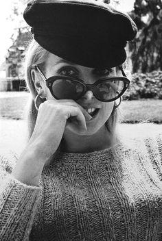 CATHERINE DENEUVE, NORMANDY, 1965 // Eric Swayne