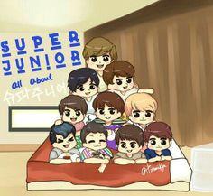 ALL ABOUT SUPER JUNIOR Heechul, Yesung, Super Junior, Chibi, Happy Pills, Last Man Standing, Kpop, Tvxq, Shinee