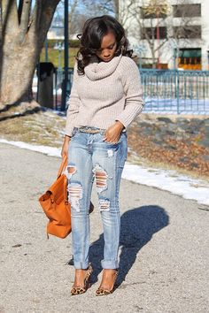 Style Diary - Priscilla A of Prissy Savvy - Art Becomes You Casual Fall Outfits, Fall Winter Outfits, Chic Outfits, Autumn Winter Fashion, Fashion Outfits, Trendy Outfits, Girly Outfits, Winter Wear, Fashion Clothes