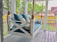 Gazebo, Beach House Decor, Home Decor, Porch Swing, Front Porch, The Ranch, Porch Decorating, Architecture, My Dream Home