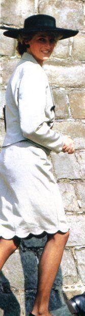 April 3, 1988 - Easter Sunday in Windsor