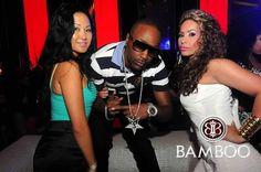 @slim at Bamboo Miami Beach for PRESTIGE SUNDAYS:: 7-8-12 w/ Young Jeezy  — at Bamboo Miami Beach.
