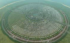 cities skylines circle - Google Search