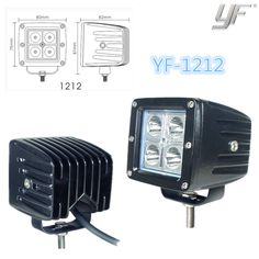 12w led work light led work lamp IP67 CE RoHS any interests in, call me, let's talk more yf12@yufengltd.com
