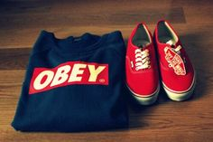 Obey ツ