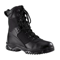 Mens Combat Boots - Forced Entry Tactical, Black by Rothco: Shoes