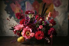 Fawning Over Floral Design - Melanie Biehle | Editorial and Commercial Content Creator
