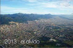 historia de los cerros Scenery, Historia