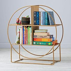 Wheelhouse Bookcase