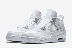 a541b1fffe1 The Air Jordan 4 Pure Money 2017 retro release will be returning this  Summer 2017.