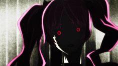 shiki, shikizu, megumi, anime, creepy animated GIF | PopKey