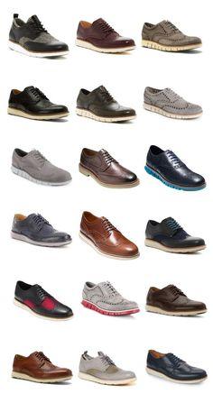 --Love these shoes!-- 18 Original Wingtip Oxfords for Men - Cole Haan   Men Shoes   ZEROGRAND