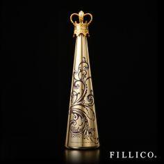 Fillico Vino Love Rosso (Syrah) Wine in a BEAUTIFUL bottle