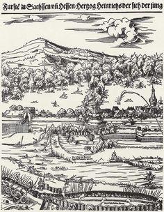 Die Belagerung von Wolfenbüttel, Block 2 Künstler:Cranach d. J., Lucas Entstehungsjahr:1542
