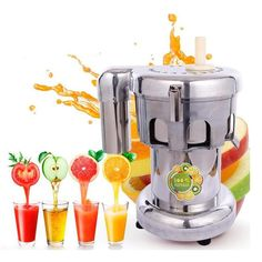 220V automatic fruit juice extract machine orange citrus juicing machine juicer
