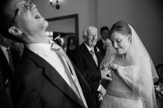 Groom cries out as ring is placed on Groom Crying, Wedding Photos, Ring, Wedding Dresses, Fashion, Falling Down, Marriage Pictures, Bride Dresses, Moda
