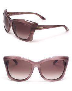 Tom Ford Lana Sunglasses   Bloomingdale's