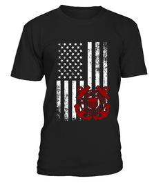 American Flag Coast Guard T shirt => Check out this shirt by clicking the image, have fun :) Please tag, repin & share with your friends who would love it. #hoodie #ideas #image #photo #shirt #tshirt #sweatshirt #tee #gift #perfectgift #birthday #Christmas