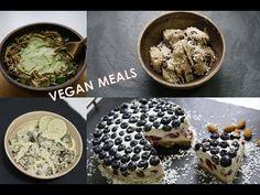 WHAT I EAT | Vegan Meal Ideas | easyneon - YouTube