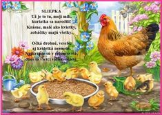 Activities For Kids, Rooster, Animals, Children, Youtube, Animales, Kids, Animaux, Roosters