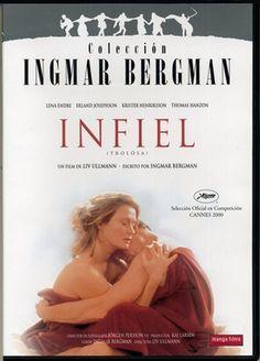 Infiel [Vídeo-DVD] / un film de Liv Ullman ; escrito por Ingmar Bergman