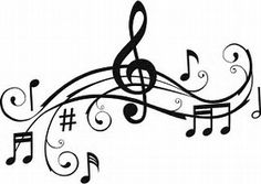 Image result for photos of music notes to print for free