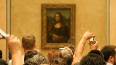 """French Scientist Claims the """"Real"""" Mona Lisa Is Hidden Underneath the Famous Painting"""
