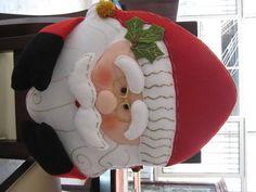 muñecos navideños - Buscar con Google Christmas Holidays, Christmas Crafts, Merry Christmas, Xmas, Christmas Chair Covers, Baby Car Seats, Santa, Diy, Google