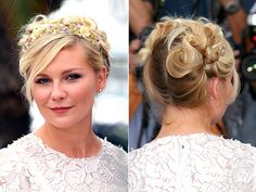 THE LOOPED BUNS photo | Kirsten Dunst