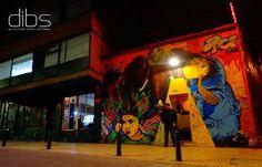 Arte urbano. De las esquinas mas fotografiadas de la Candelaria- Bogotá Colombia