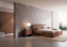 Minimalist bedroom!