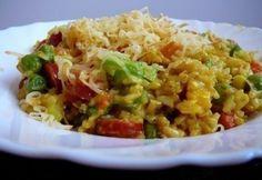 Currys rizs gazdagon