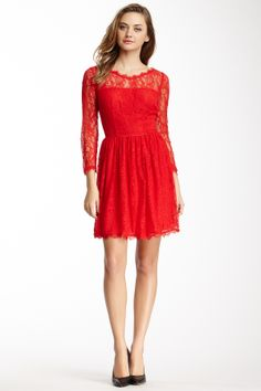 Juicy Couture Delicate Lace Dress on HauteLook