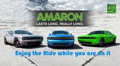 Enjoy the ride while you are on it - Amaron Batteries