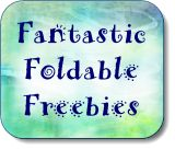 Fantastic Foldable Freebies Link Up - Great strategies for teaching with foldables!