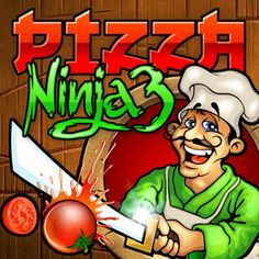 Pizza Ninja 3Chopping Frenzy In Maros Pizzeria Again Orders Are Still Whizzing And Ingredients