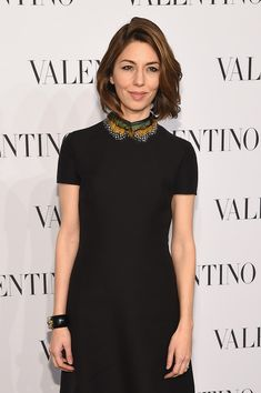 Sofia Coppola - Valentino Sala Bianca 945 Event in New York City.  (December 10, 2014)