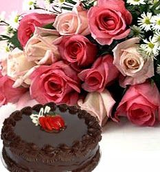 Myflowergift - Order Online Flowers, Cakes and Gifts: Make your loved ones happy with the blissful flowe...