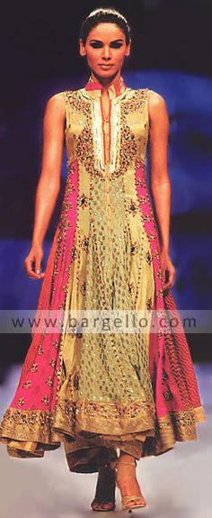 Pakistani Pishwas, Anarkali Dresses, Pishwas Dress, Anarkali Suits Pishwas / Anarkali Bargello.com