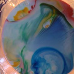 The Awesome Rainbow Milk Science Experiment for Kids