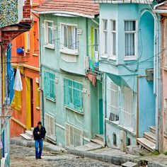 I think if I went to Istanbul I'd forget to breathe.