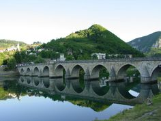 Mehmed Pasa bridge, Visegrad, Bosnia