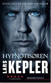 Hypnotisøren af Lars Kepler, ISBN 9788702135442