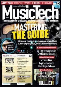 Music Tech Magazine - August 2015, Music Tech Magazine, Music Tech, Magazine, August 2015, August, 2015, Magesy.be